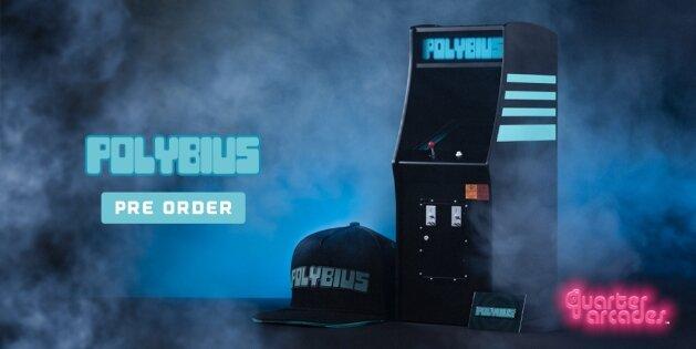 Numskull launches Polybius Quarter Arcade Cabinet