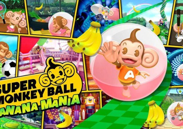 SEGA Announces Super Monkey Ball Banana Mania