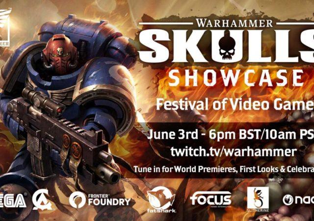 Warhammer Skulls Showcase