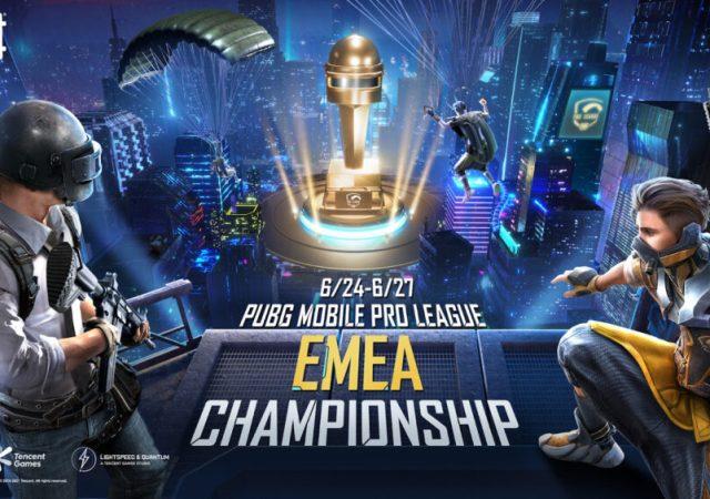 PUBG MOBILE Pro League EMEA Championship