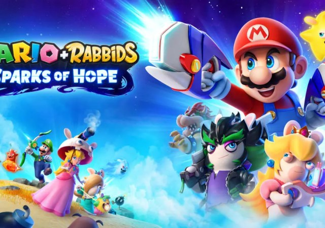 Mario + Rabbids Sparks of Hope: Gameplay Trailer