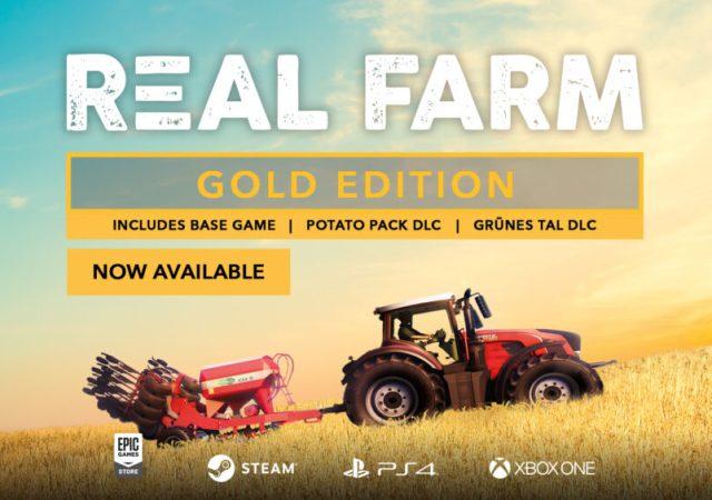 Real Farm Gold Edition