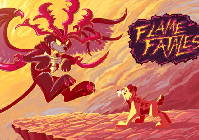 Flame Fatales