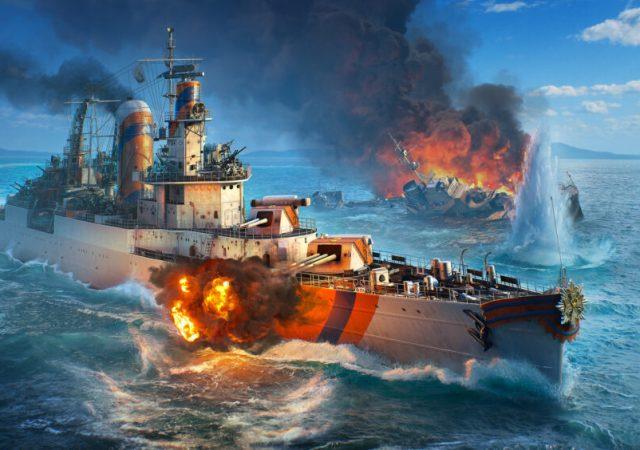 World of Warships adds Dutch cruisers