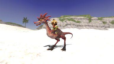 Login_Campain_Reward_-_Red_Raptor_Mount