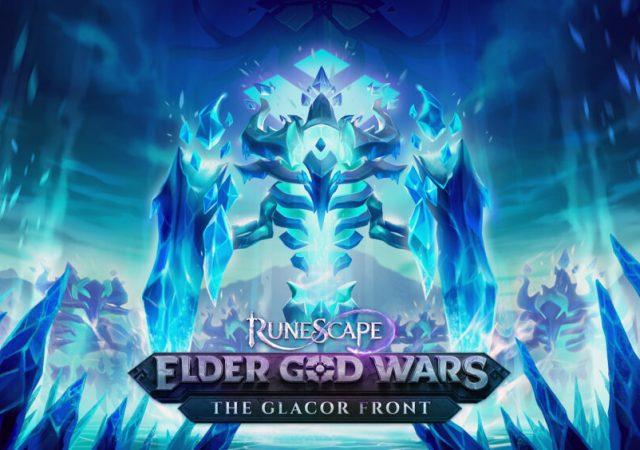 Runescape The Elder God Wars The Glacor Front