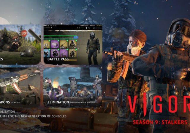 Vigor Season 9 Stalkers