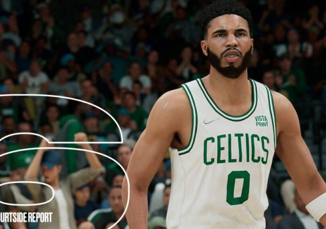 NBA 2K22 Reveals All-New MyTEAM Updates