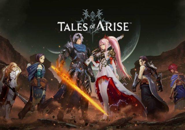 Tales of Arise header
