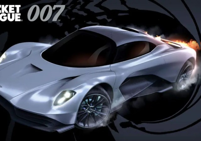 007 rocket league