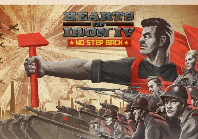 Hearts of Iron IV No Step Back
