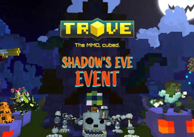 Troves Shadows Eve Event