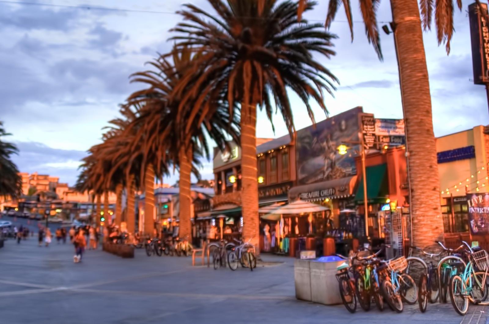 Hermosa Beach Virtual Tour Photographer HDR Photo