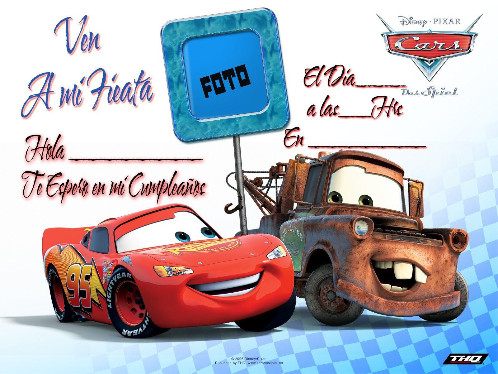 Cars Mater National Book