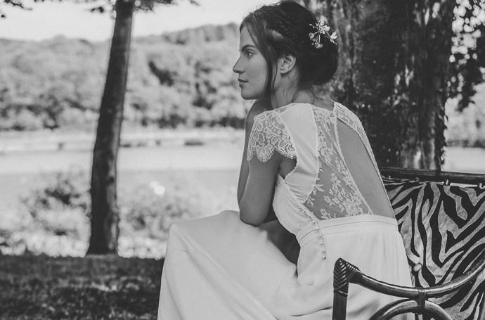 Espalda lágrima Laure Sagazan