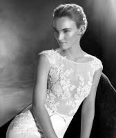 Vestido de novia modelo Elsa de Pronovias Atelier 2017