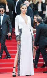 Adriana Lima en Cannes 2016