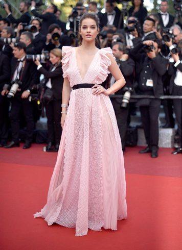 Barbara Palvin en Cannes 2016
