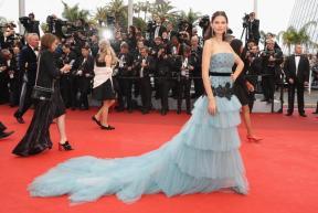 Bianca Balti en Cannes 2016