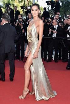 Isabel Goulart en Cannes 2016