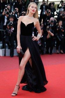 Ulyana Sergeenko en Cannes 2016