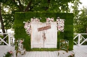 Photobooth bodas puertas