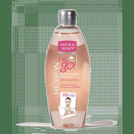 Aceite Hidratante en la ducha Oil&Go de Natural Honey