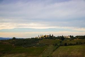 Paisajes Toscana