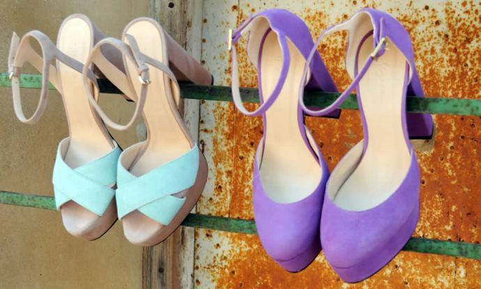 Zapatos boda invitadas novias