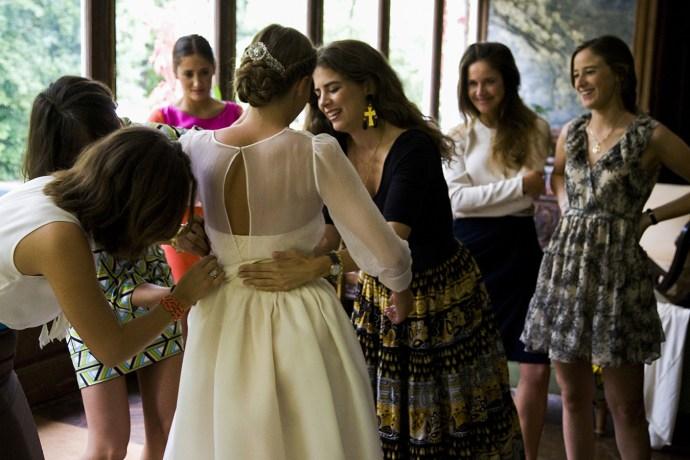 Fotografías boda imprescindibles amigas