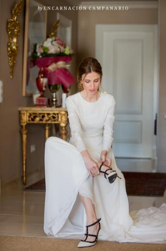 Fotos imprescindibles boda zapatos