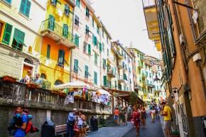 Viaje Cinque Terre Riomaggiore