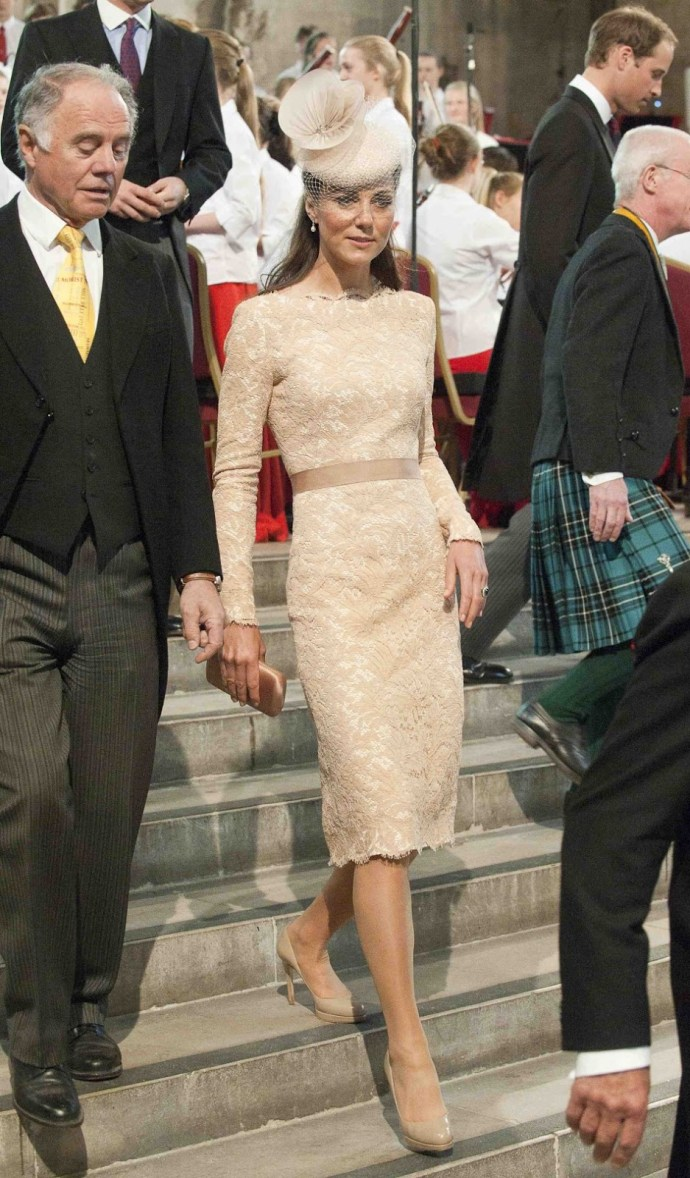 kate middleton invitada boda