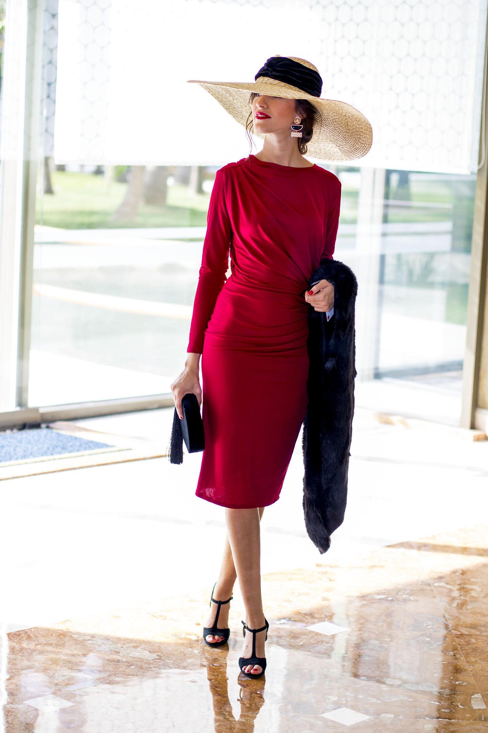 Combinar vestido turquesa para boda