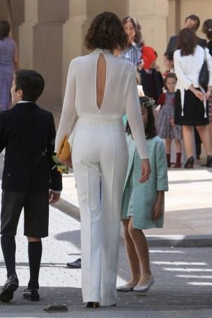 Abuela en vestido largo mega culote - 1 9