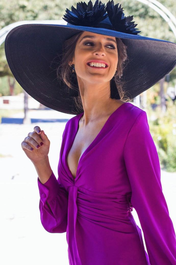 Look invitada de mañana: buganvilla dress | Invitada Perfecta