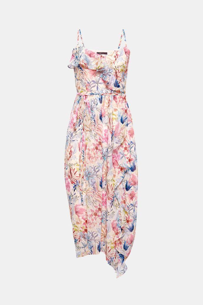 Tendencias 2018 vestido estampado verano 2018