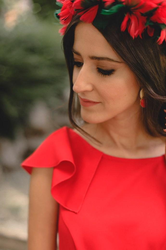 maquillaje 2018 invitadas novias natural ojos tierra ahumado