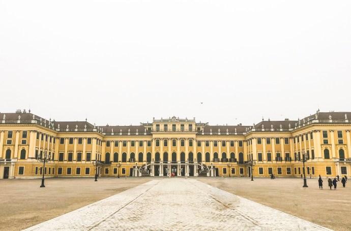 palacio verano sissi viena