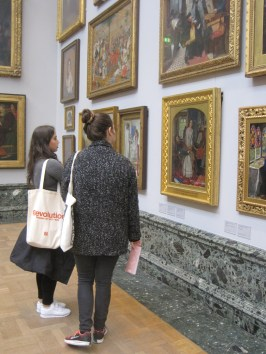 Indoor hunt around Tate Britain by Treasure hunts In London