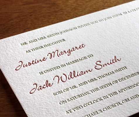 Invites Ink Wedding Invitation Brian Merman