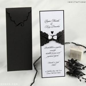 Erdem Kristal Invitation 50662