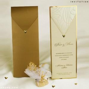 Erdem Kristal Invitation 50664
