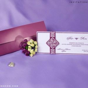 Erdem Kristal Invitation 50666