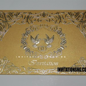 China Invitation 1153Y (S)