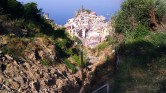 The view from Cheo Wine, Vernazza, Italy (2012)