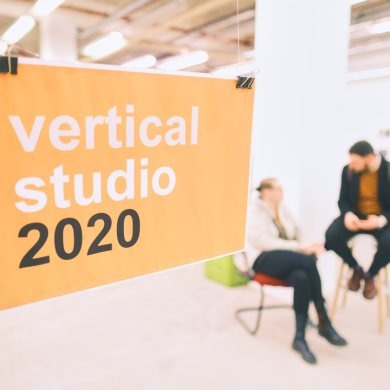 Vertical Studio 2020 banner