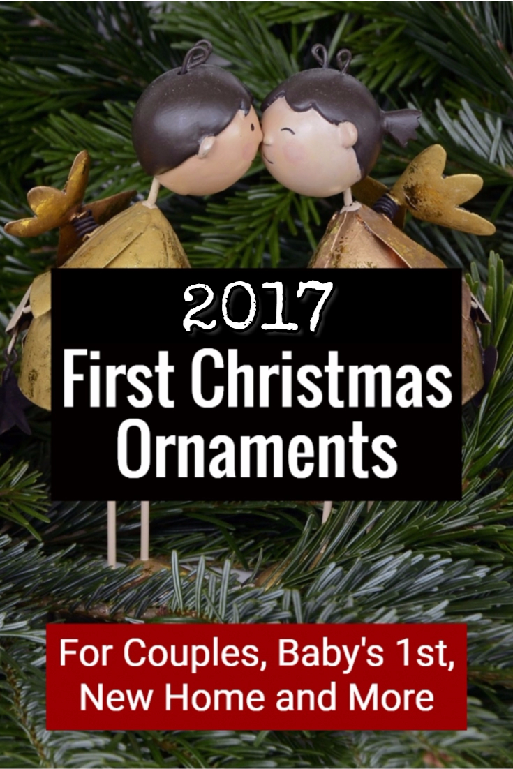 First Christmas Ornaments 2019 ULTIMATE Holiday Ornament