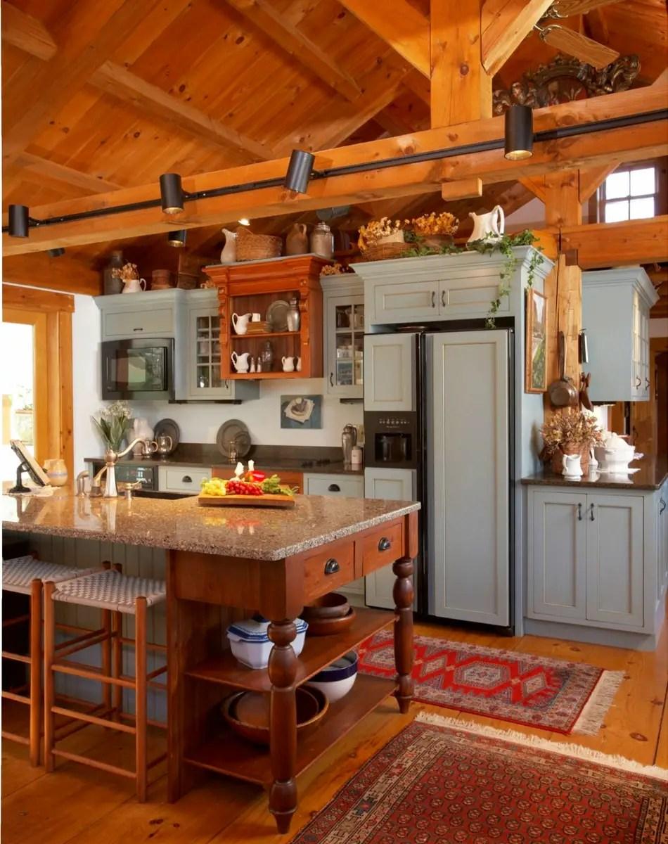 Farmhouse Kitchen Ideas on a Budget (PICTURES for May 2019) on Rustic Farmhouse Kitchen Ideas  id=26885