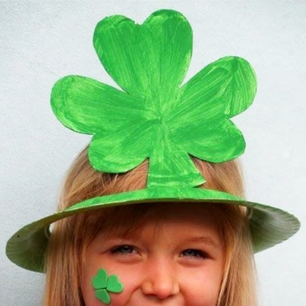 35 St Patrick S Day Crafts For Kids